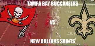 Buccaneers-Saints
