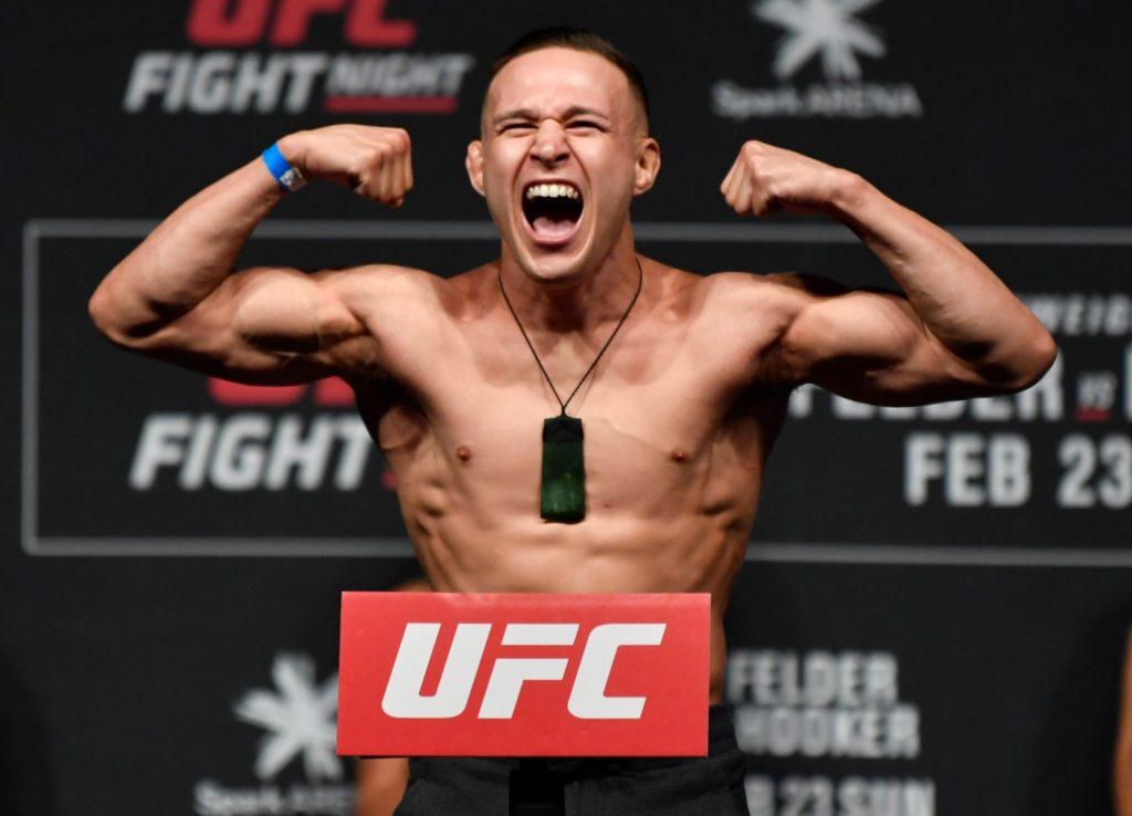 UFC 253 - Kai Kara France