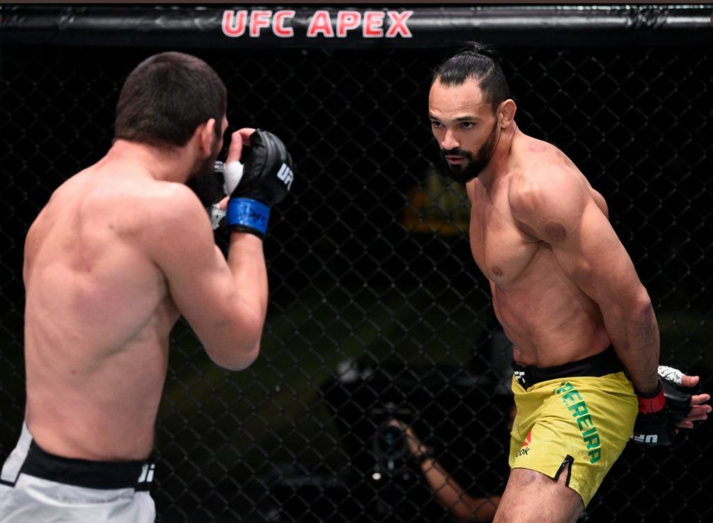 UFC Fight Night 176 - MIchel Pereira