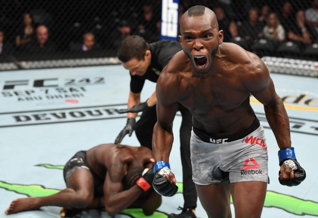 UFC Fight Night 177 - Khama Worthy