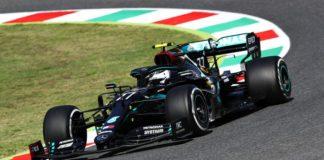 Libere GPMugello 2020, Mercedes straripante