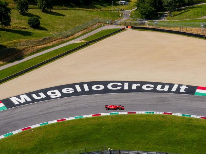 Orari TV GP Mugello 2020