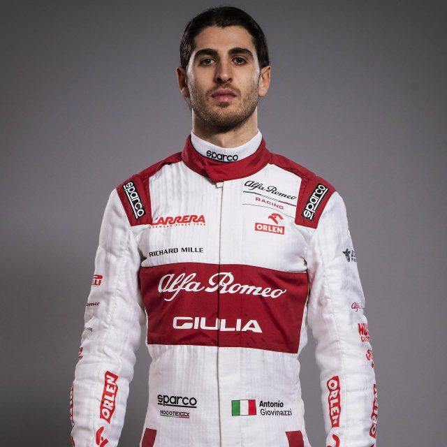 Incidente GP Mugello, Giovinazzi:
