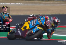 gp misano catalogna fp3 qualifiche moto2