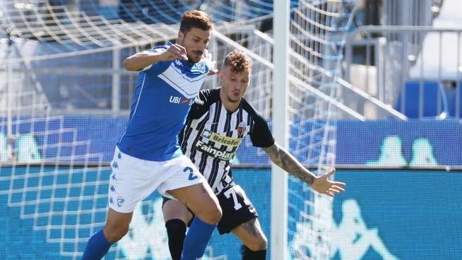 Brescia – Ascoli, il post – partita