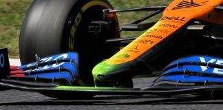 nuovo muso McLaren