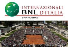 Finale degli internazionali BNL maschile
