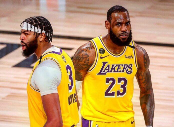 Gara 1 NBA Finals 2020
