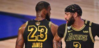 Gara 2 NBA Finals 2020