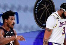 Gara 3 NBA Finals 2020
