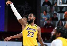Gara 4 NBA Finals 2020