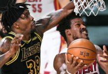 Gara 5 NBA Finals 2020