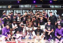 Gara 6 NBA Finals 2020