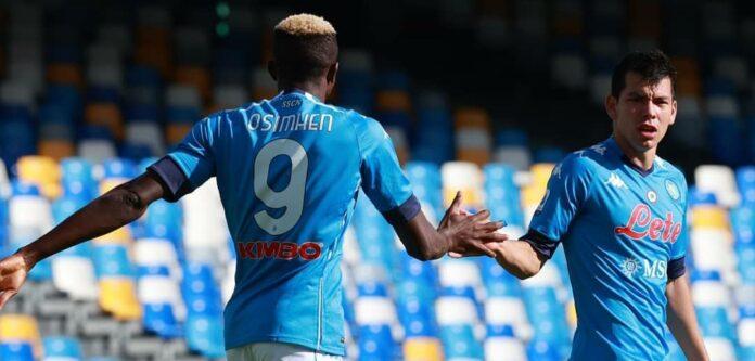 Napoli-Atalanta 4-1