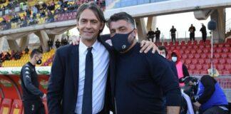 Dichiarazioni post Benevento-Napoli
