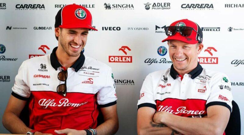 Raikkonen e Giovinazzi rinnovano con Alfa Romeo