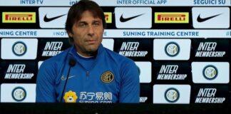 Conferenze stampa di Genoa-Inter