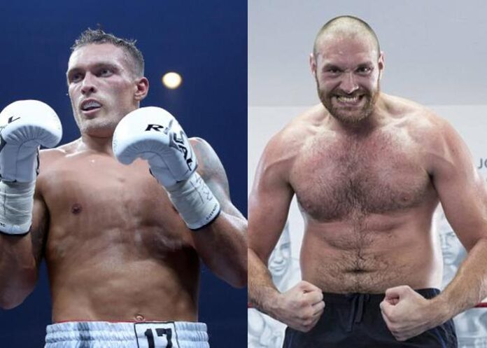 Fury vs Usyk