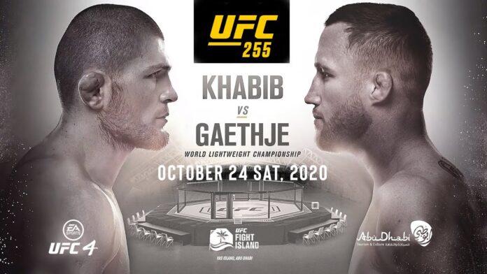 Incontro Khabib vs Gaethje