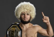 Khabib lascia UFC imbattuto