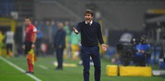 Post partita di Inter-Parma