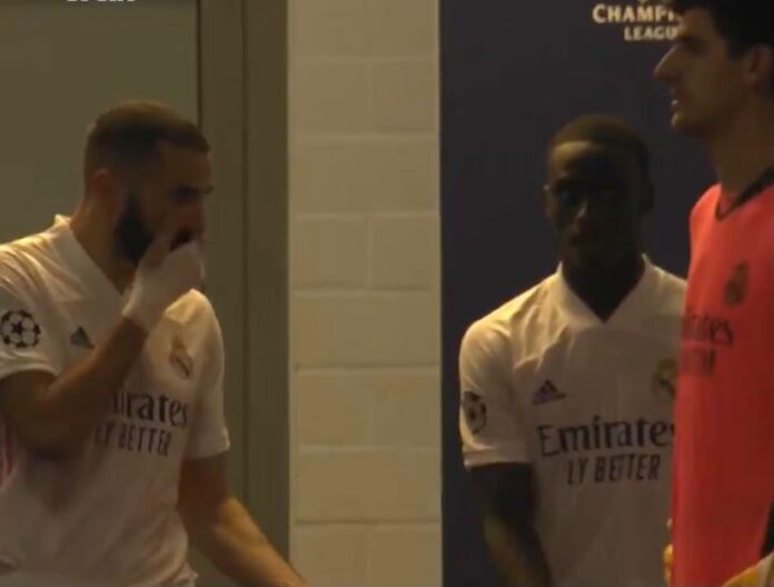 Real Madrid nel caos