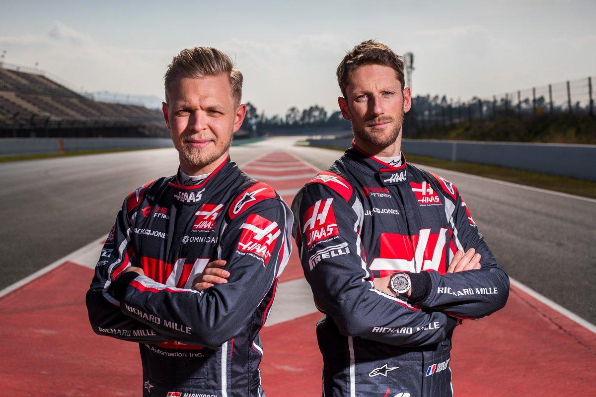 F1 | Grosjean e Magnussen lasceranno la Haas a fine stagione