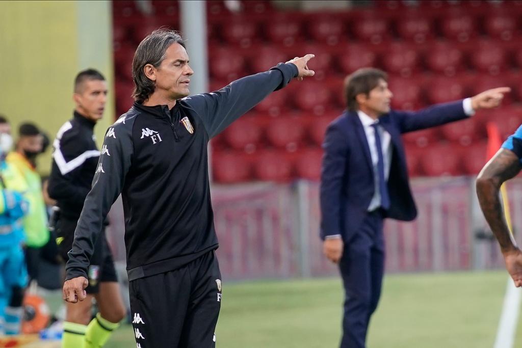 """Filippo Inzaghi """"Non è con l'Inter che dobbiamo fare i punti"""""""