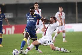 Verona e Genoa non si fanno male: al Bentegodi finisce 0 0