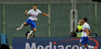 fiorentina-sampdoria 1-2