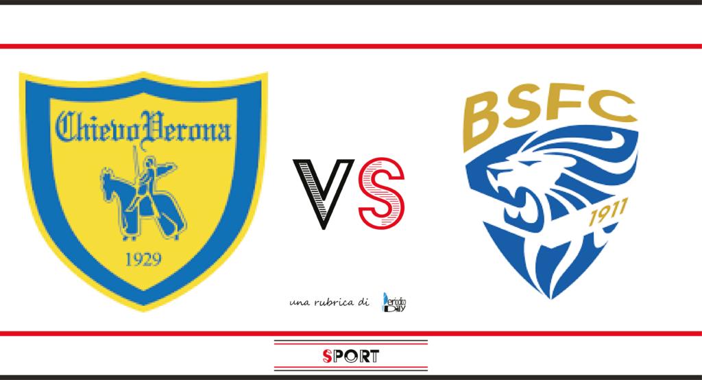 Pronostico di Chievo-Brescia, 4a giornata di Serie B.