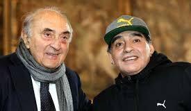 Maradona e Ferlaino