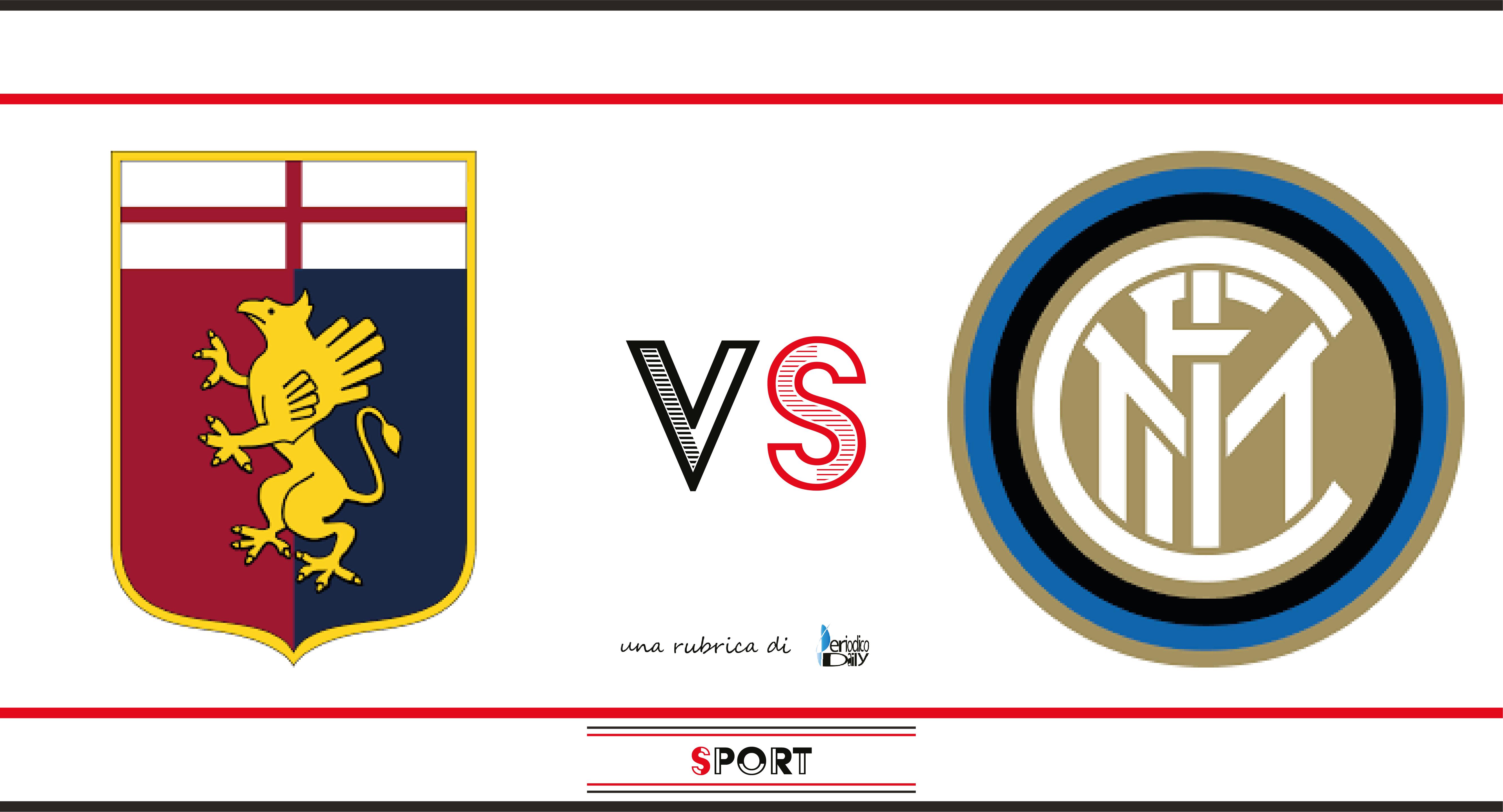 Inter Milano vs Genoa CFC 21 December 2019 - Soccer  |Genoa,-inter