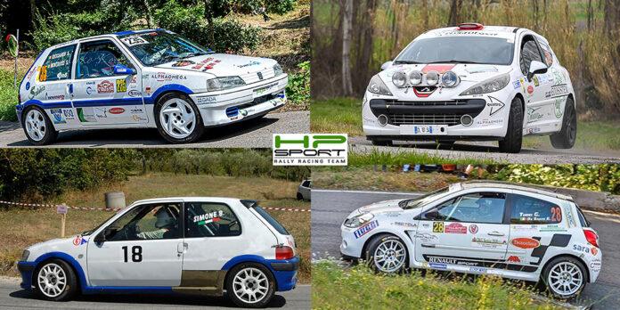hp sport rally molise