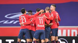 Ligue 1, 7e journée - 4-0 : Lille inflige une correction au RC Lens lors du  derby du Nord - Eurosport