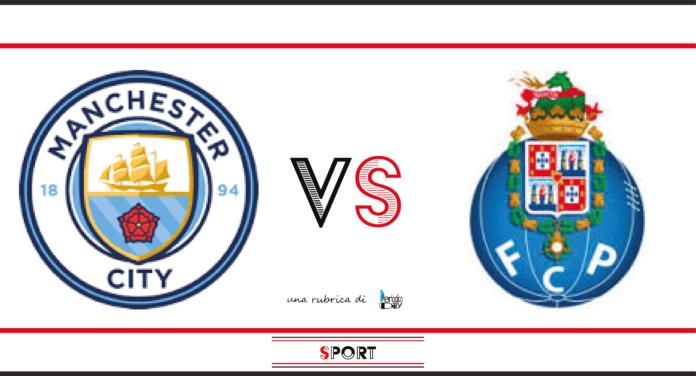 3-1-4-2 Manchester City Predicted Lineup Vs FC Porto - The ...  |Man. City:-porto
