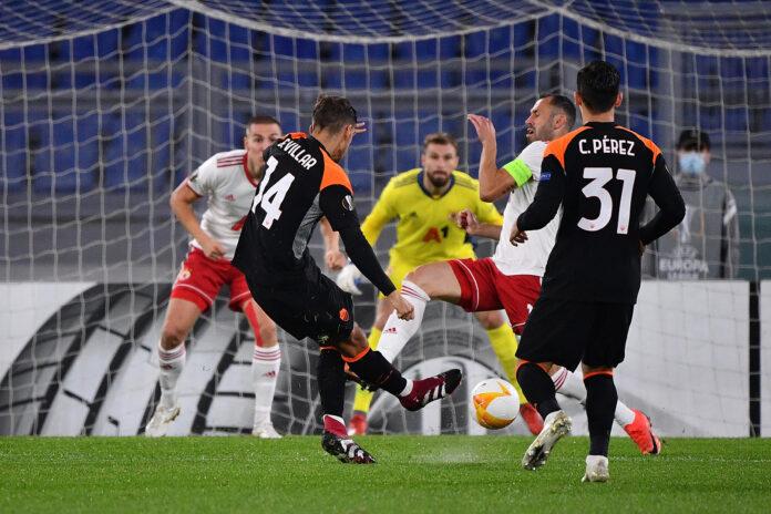Roma-CSKA Sofia 0-0