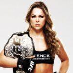 Ronda Rousey, solidale con l'Armenia