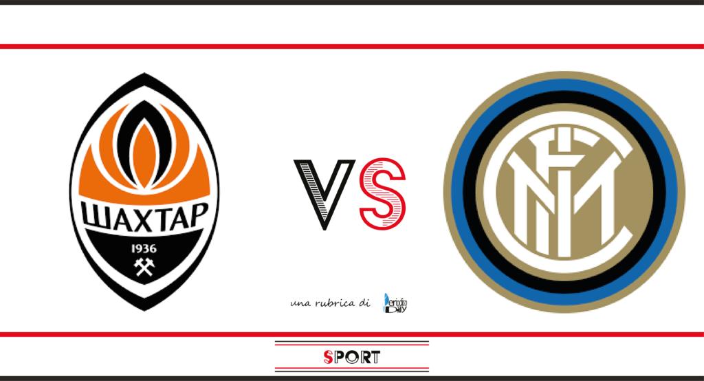 Il pronostico di Shakhtar-Inter, 2a giornata di Champions League.