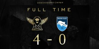 Venezia-Pescara 4-0