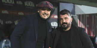 Dichiarazioni post Bologna-Napoli