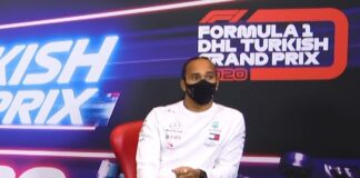 Conferenza piloti Gp Turchia