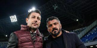 Interviste post Napoli-Milan 1-3