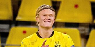 Borussia Dortmund-Club Brugge 3-0