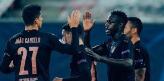 Olympiakos-Manchester City 0-1