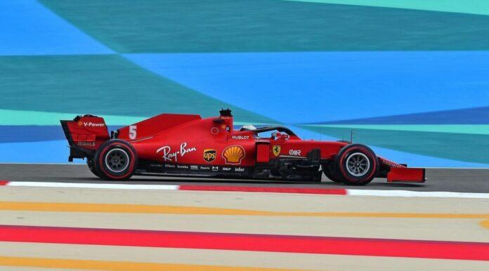 Prove libere 3 Gp Bahrain