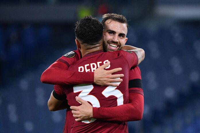 Roma-CFR Cluj 5-0