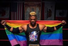 Wrestling LGBT