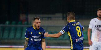 Verona-Benevento 3-1