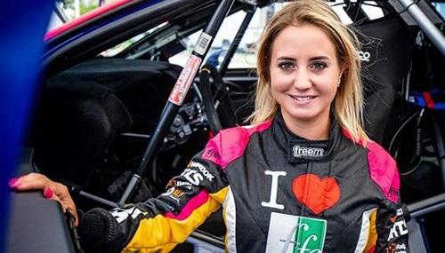 Rachele Somaschini correrà al Rally Monza 2020